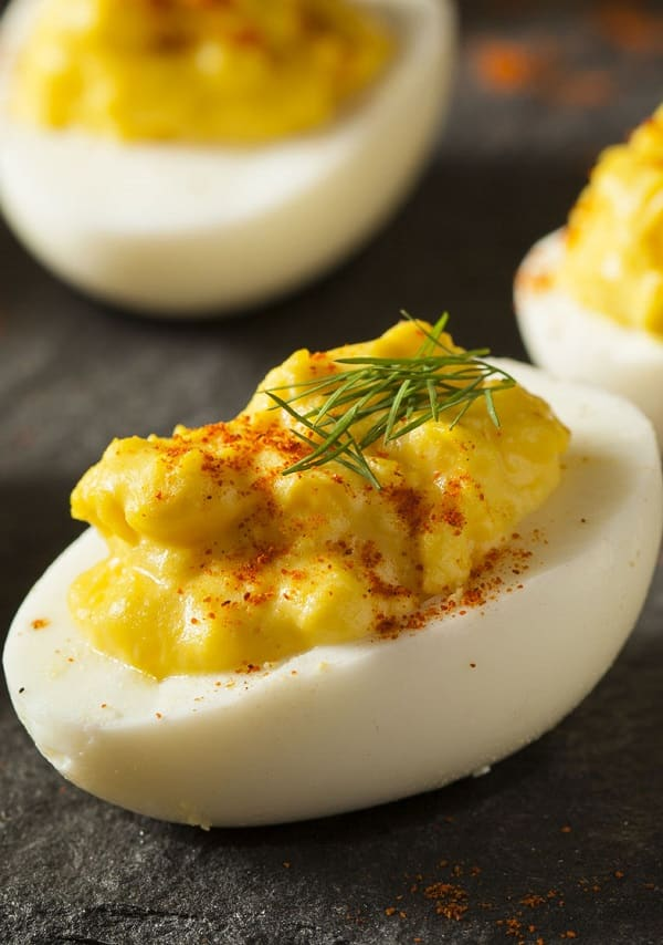 best stuffed deviled eggs recipe