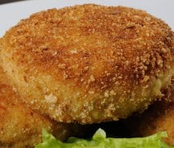 easy baked breaded chicken cutlets recipe