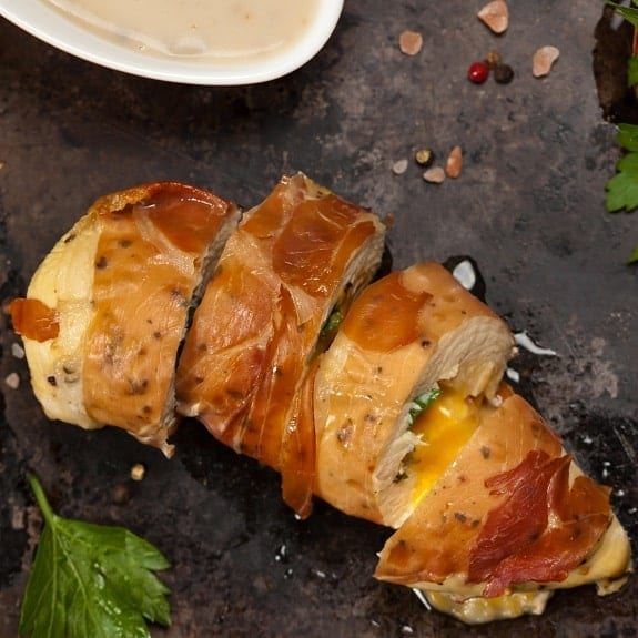 prosciutto wrapped boneless turkey breasts recipe