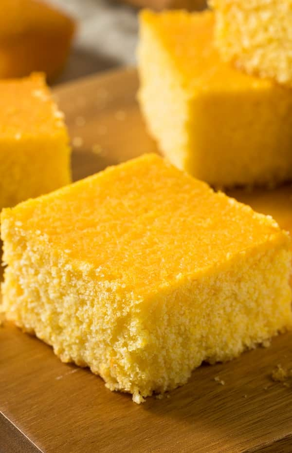 slow cooker easy cornbread from scratch recipe