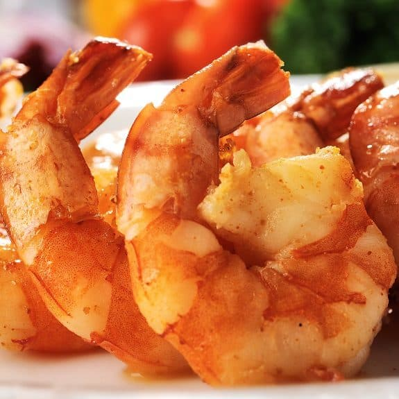 easy grilled shrimp with mayonnaise recipe