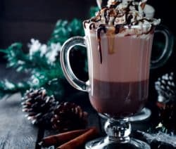 mocha chocolate cream liqueur recipe