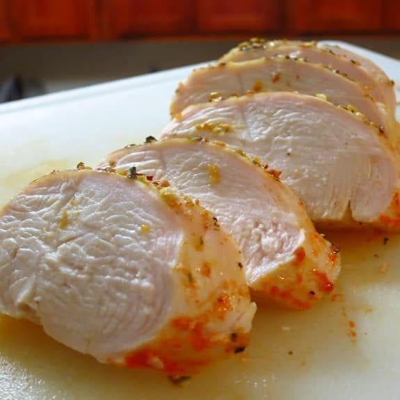 Oven Cooked Chicken Breasts Recipe