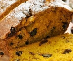 slow cooker pumpkin bread recipe