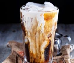 iced coffee cocktail recipe