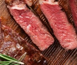 perfectly roasted sirloin steak recipe