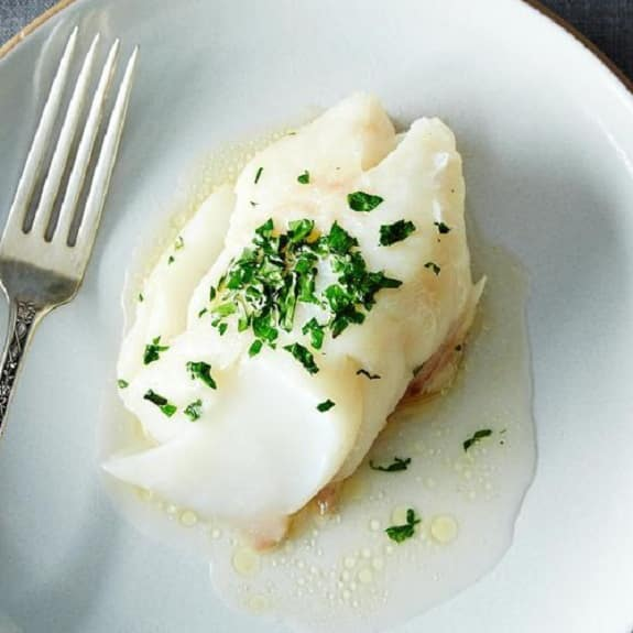 baked fish steaks with cocktail sherry