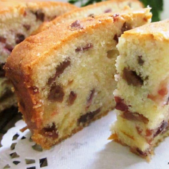 baked fruit cake