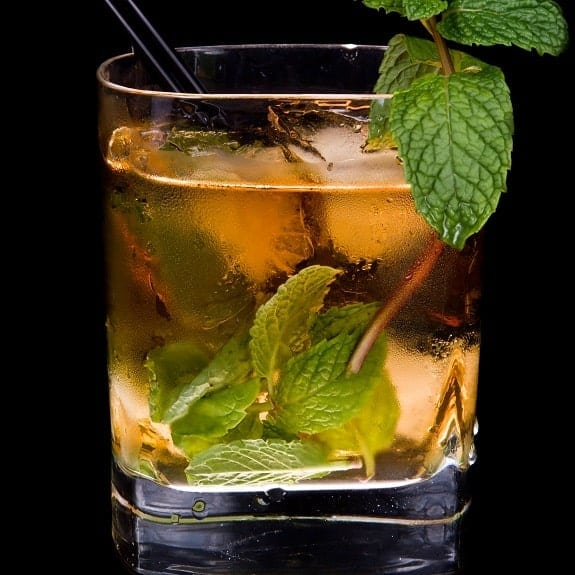 classic mint julep cocktail recipe