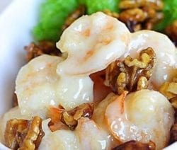 honey walnut shrimp salad recipe