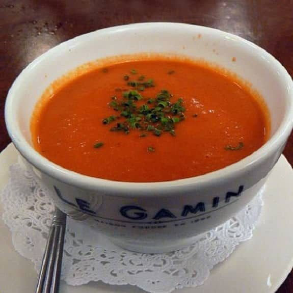 easy french tomato soup recipe