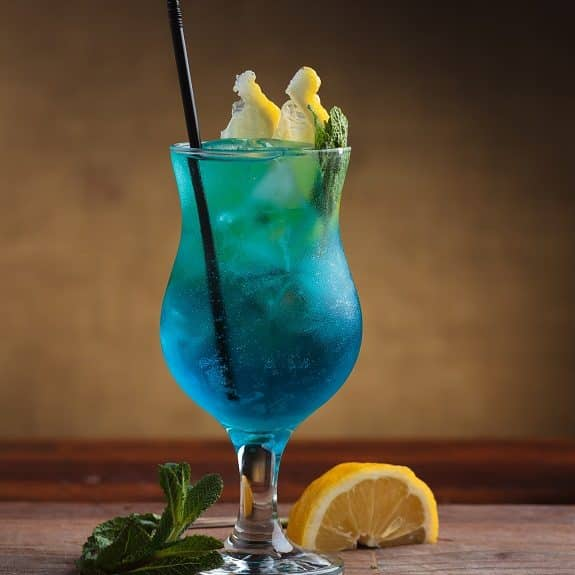 azure lagoon cocktail recipe