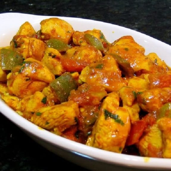 balti chicken