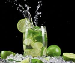 morning mojito cocktail recipe