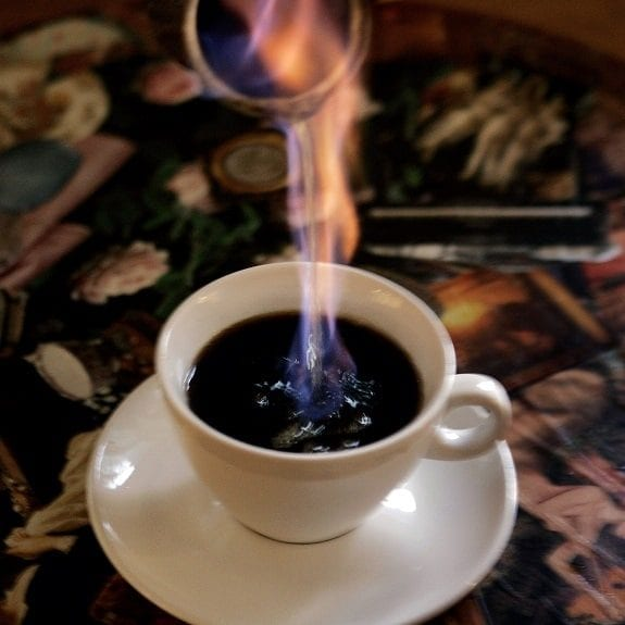 easy french cafe brulot recipe