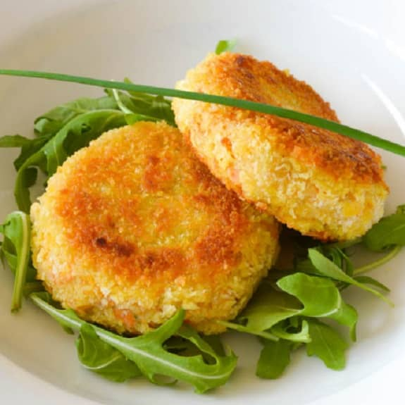 oven baked fish patties recipe