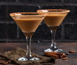 classic chocolate martini cocktail recipe