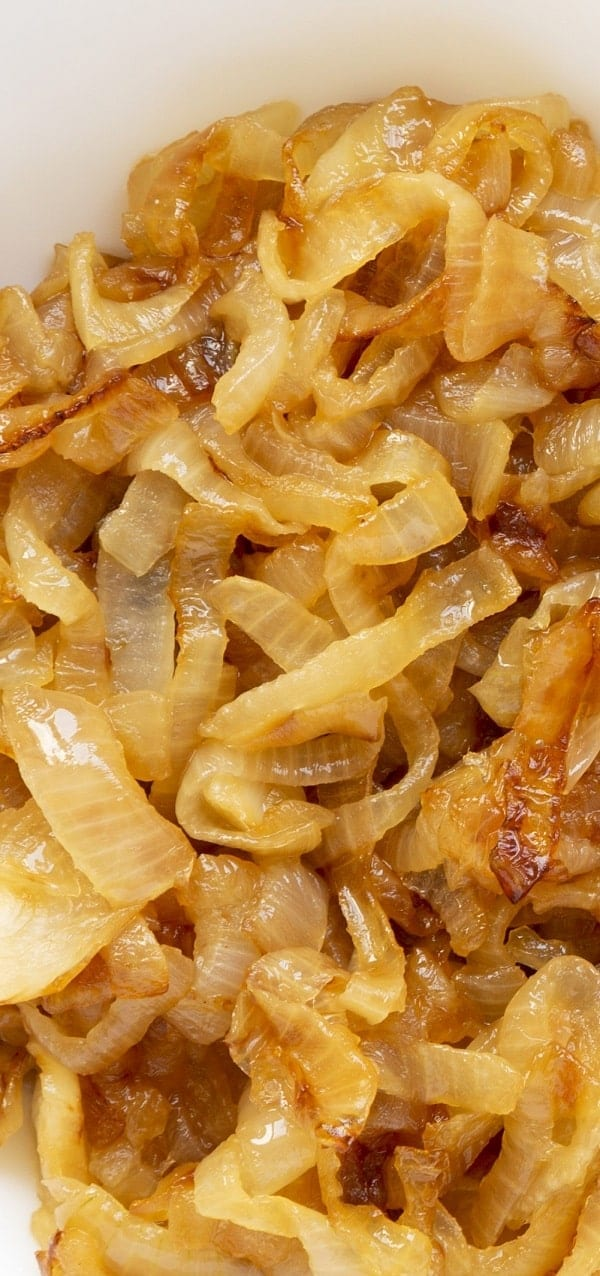 pressure cooker caramelized onions