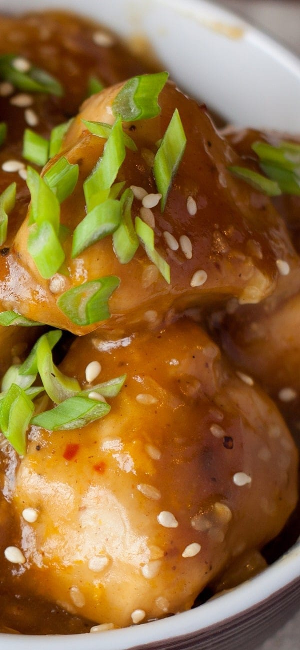 pressure cooker orange chicken breasts