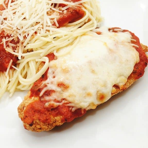 baked chicken breasts parmesan recipe