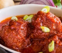 slow cooker hearty meatball stew recipe