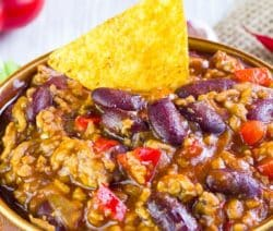 pressure cooker-simple-taco-soup-recipe