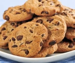 easy chocolate chip cookiies recipe