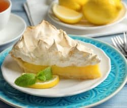 oven baked easy lemon meringue recipe