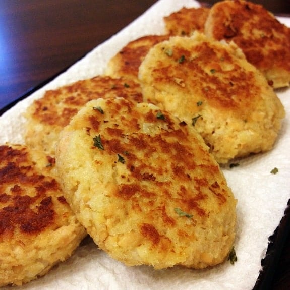 oven baked pacific salmon cakes recipe