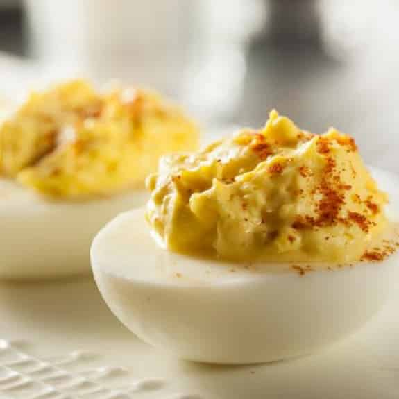 old fashioned deviled eggs recipe