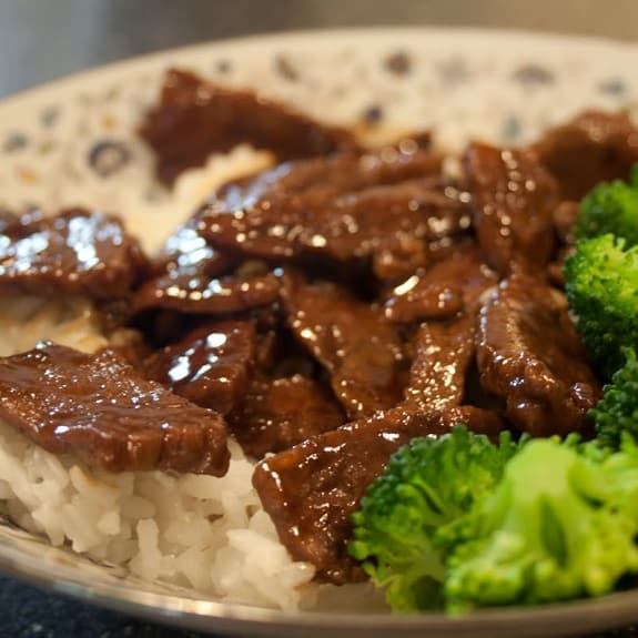 classic teriyaki beef steak recipe