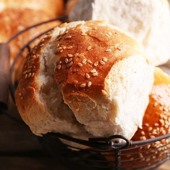 easy whole wheat dinner rolls recipe