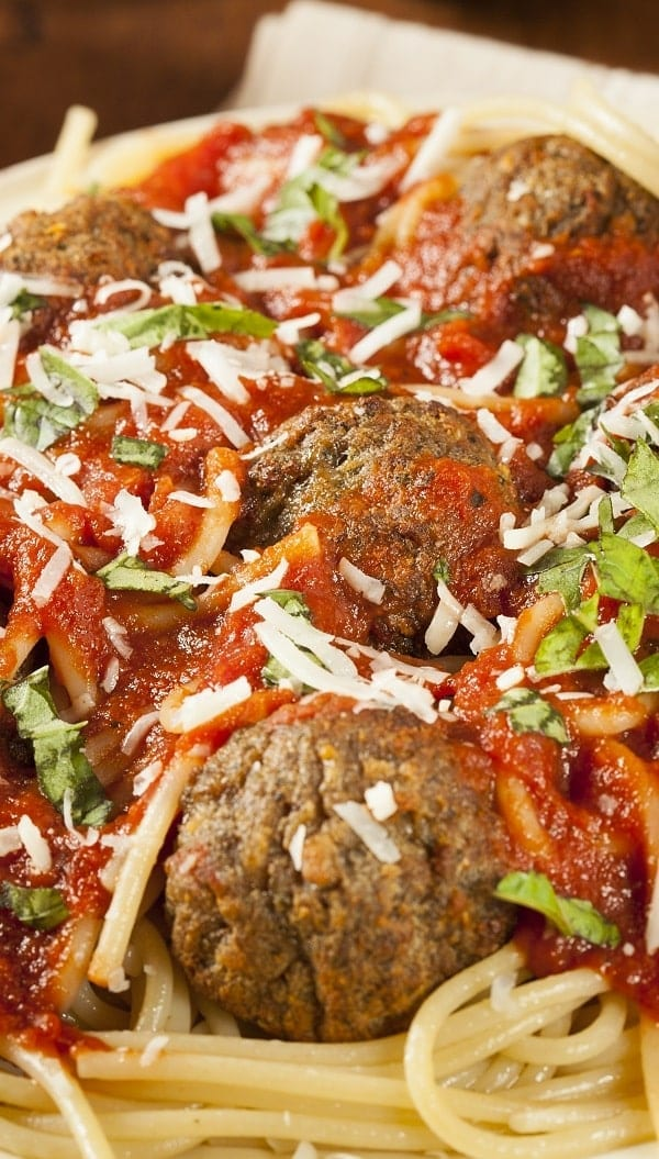 pressure cooker parmesan turkey meatballs recipe