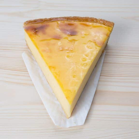 easy egg custard pie recipe