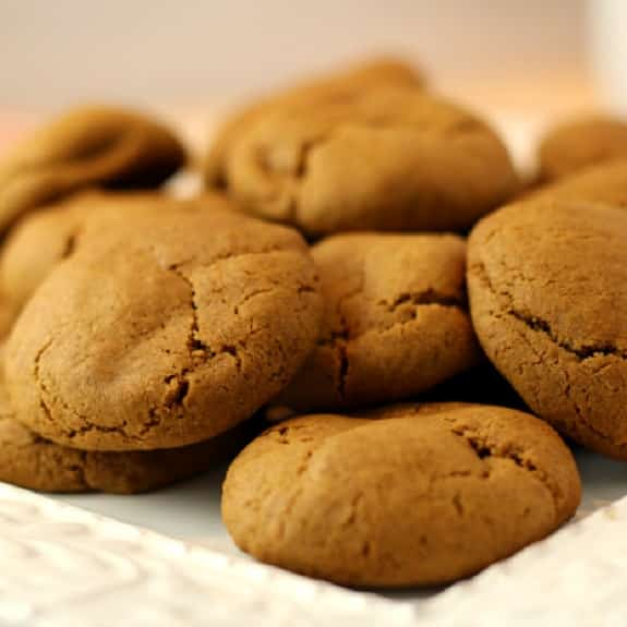 easy brown sugar cookies recipe