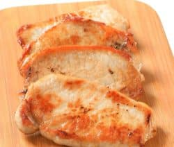 pressure cooker baked pork chops recipe