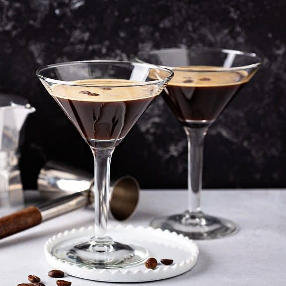 classic espresso martini cocktail recipe