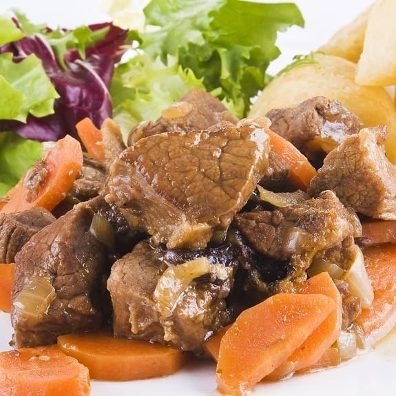 easy crock pot pot roast recipe