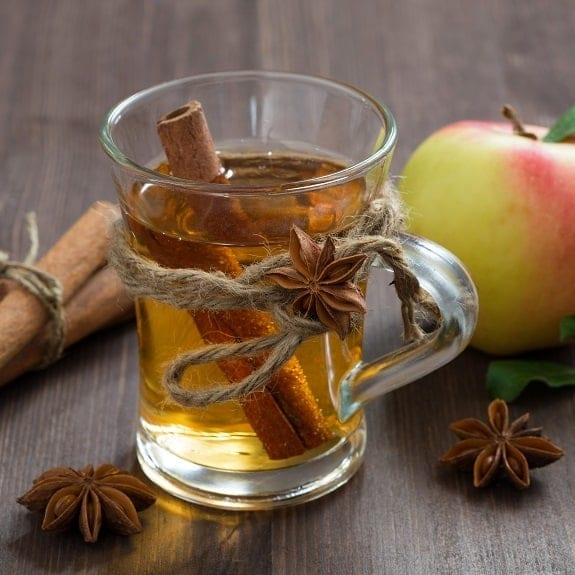 slow cooker easy wassail recipe