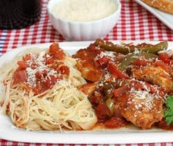 slow cooker italian chicken breasts recipe