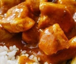 pressure cooker orange chicken recipe