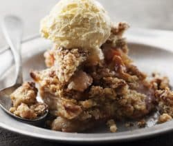 slow cooker apple cobbler recipe