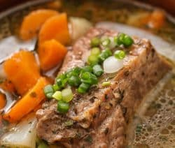 slow cooker beef soup recipe