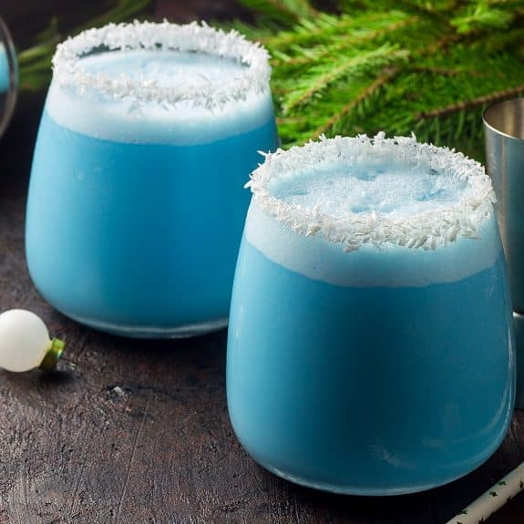 easy jack frost cocktail recipe