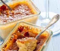 slow cooker pumpkin creme brulee recipe